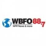 Logo da emissora WBFO 88.7 FM HD3