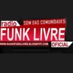 Logo da emissora Rádio Funk Livre