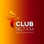 Logo da emissora Rádio Club 96.7 FM
