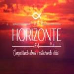 Logo da emissora Rede Horizonte FM