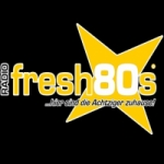 Logo da emissora Fresh Radio 80s