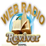 Logo da emissora Rádio Reviver em Cristo