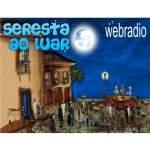 Logo da emissora Rádio Seresta ao Luar