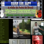 Logo da emissora Rádio Violanete