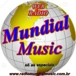 Logo da emissora Mundial Music