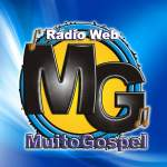 Logo da emissora Rádio Web Muito Gospel