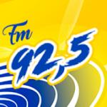 Logo da emissora Rádio Municipal 92.5 FM