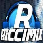 Logo da emissora Ricci Mix Music