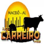 Logo da emissora Rádio Carreiro Web