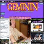 Logo da emissora Rádio Geminin