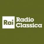 Logo da emissora Rai Radio Classica