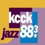Logo da emissora Radio KCCK Jazz 88.3 FM