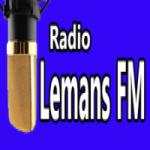 Logo da emissora Rádio Lemans