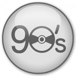 Logo da emissora Rádio Jovem Pan Web 90