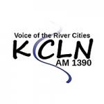 Logo da emissora Radio KCLN 1390 AM