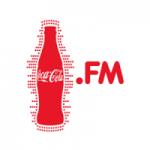 Logo da emissora Rádio Coca Cola FM