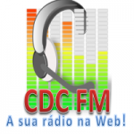 Logo da emissora CDC FM