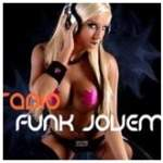Logo da emissora Rádio Funk Jovem