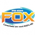 Logo da emissora Web Rádio Fox