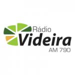 Logo da emissora Rádio Videira 790 AM