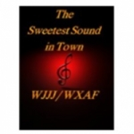 Logo da emissora WJJJ 88.1 FM