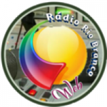 Logo da emissora Rádio Rio Branco Web