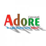 Logo da emissora Rádio Adore