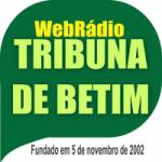 Logo da emissora Tribuna de Betim Web Rádio