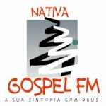 Logo da emissora Rádio Nativa Gospel FM