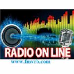 Logo da emissora Rádio FM VRB