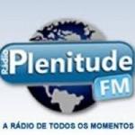 Logo da emissora Rádio Plenitude