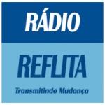 Logo da emissora Rádio Reflita