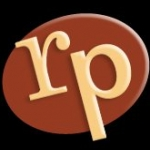 Logo da emissora Radio Paradise