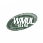 Logo da emissora WMUL 88.1 FM