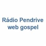 Logo da emissora Rádio Pendrive web gospel