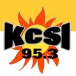Logo da emissora Radio KCSI 95.3 FM