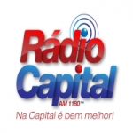 Logo da emissora Rádio Capital 1180 AM