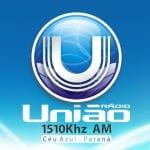 Logo da emissora Rádio União 1510 AM