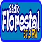 Logo da emissora Rádio Florestal 87.9 FM