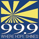 Logo da emissora Radio KCWN 99.9 FM