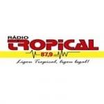 Logo da emissora Rádio Tropical FM 87.9