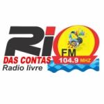 Logo da emissora Rádio Rio das Contas FM 104.9