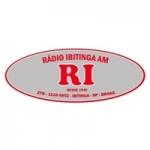 Logo da emissora Rádio Ibitinga 1110 AM