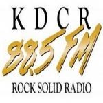Logo da emissora Radio KDCR 88.5 FM