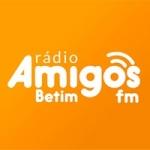 Logo da emissora Rádio Amigos de Betim 87.9 FM