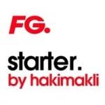 Logo da emissora FG Starter