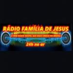 Logo da emissora Rádio Família de Jesus