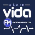 Logo da emissora Rádio Vida FM