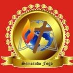 Logo da emissora Web Rádio Semeando Fogo