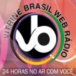 Logo da emissora Rádio Vitrine Brasil Shows